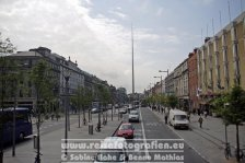 Irland | Leinster | Dublin | O'Connell Street | The Spire |