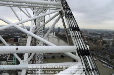 UK | England | London | Lambeth | Blick vom London Eye |
