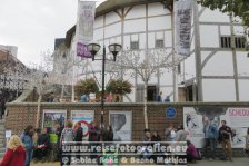 UK | England | London | Southwark | Globe Theatre |