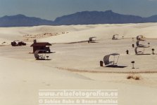 USA | New Mexico | White Sands National Monument |
