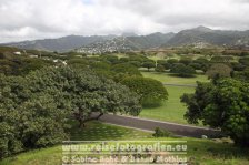 USA | Hawaii | Oahu | Honolulu | Punchbowl Crater |
