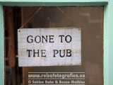 Gone to the Pub